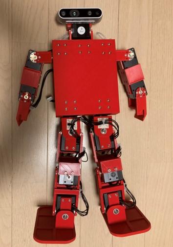 ロボットの完成形