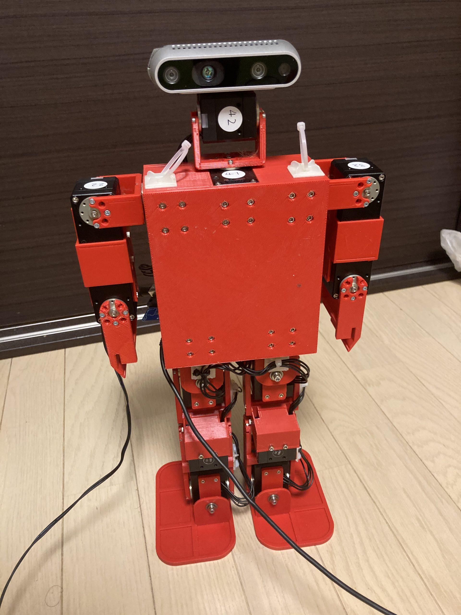 ロボット組立!