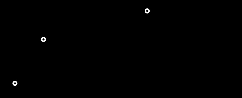 関節角度と手先位置の関係