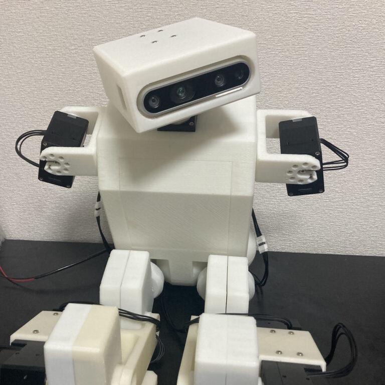 二足歩行ロボット研修(kora編)[19] DYNAMIXEL Workbenchでモーションを再生する