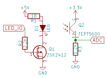 実験回路図