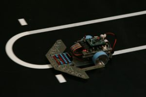 ロボトレース競技