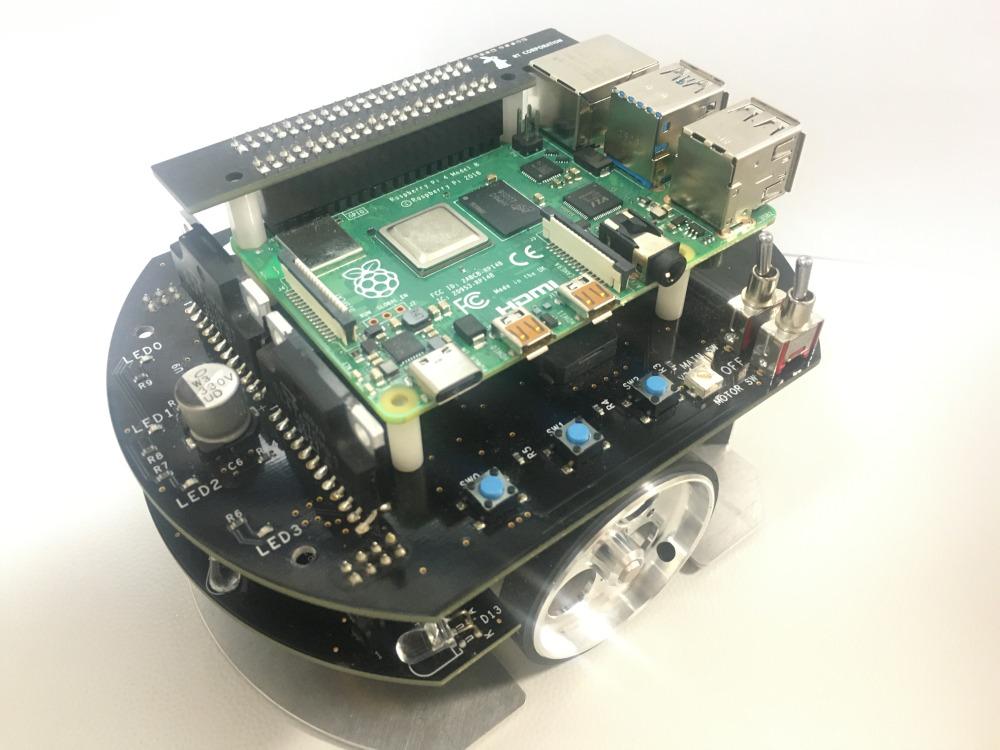 Raspberry Pi 4 とラズパイマウス
