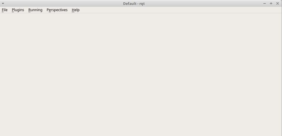 GUIアプリケーションが起動