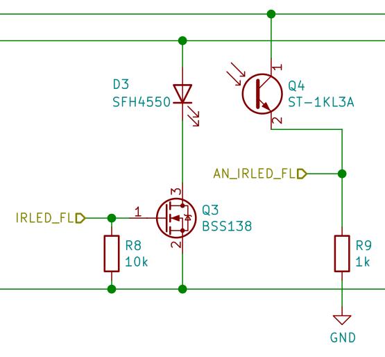 M5Stackマイクロマウスの回路設計:壁センサ回路 – ししかわのマウス研修 Part.34