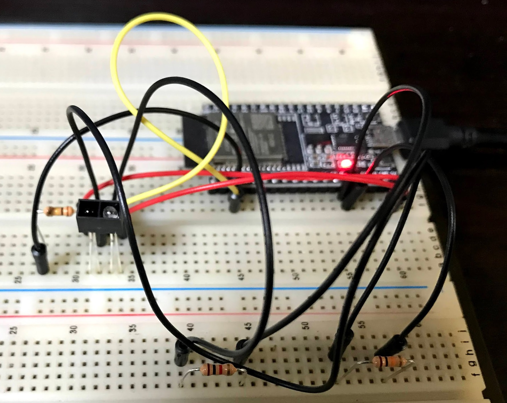 マイクロマウス研修 ~お掃除マウス編~ Part10 フォトトランジスタ使ってみる。