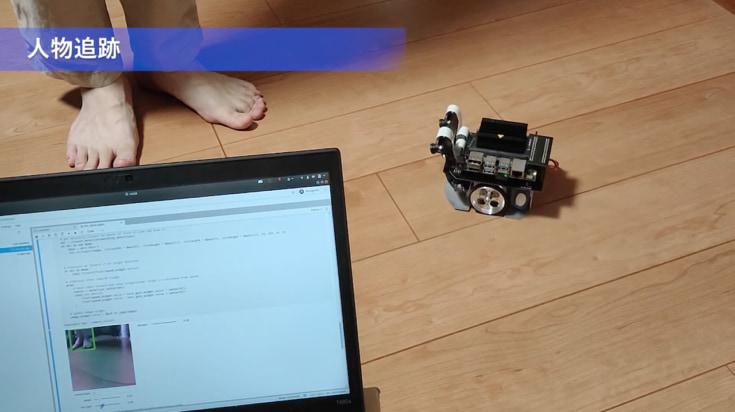 Jetson Nano Mouseのセットアップ方法