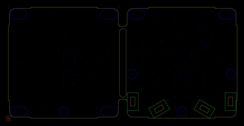 基板の外形