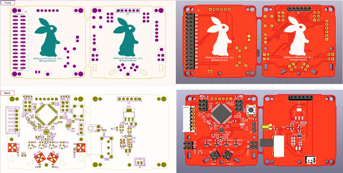 回路初心者のM5Stack基板製作:Elecrowの実装サービスを使う – ししかわのマウス研修 Part.41