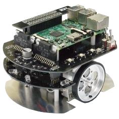 人工知能やロボットの学習に最適なロボット ハードウェアからソフトウェアまで学べ、教育・研究に最適。社内研修にも使われます。