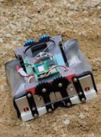 ドローン用礫回収ロボット