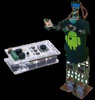 RT-ADK/ADSボード(左)とRIC-ADK(右)