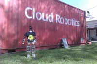 Maker Faire 2011のGoogle Boothにて