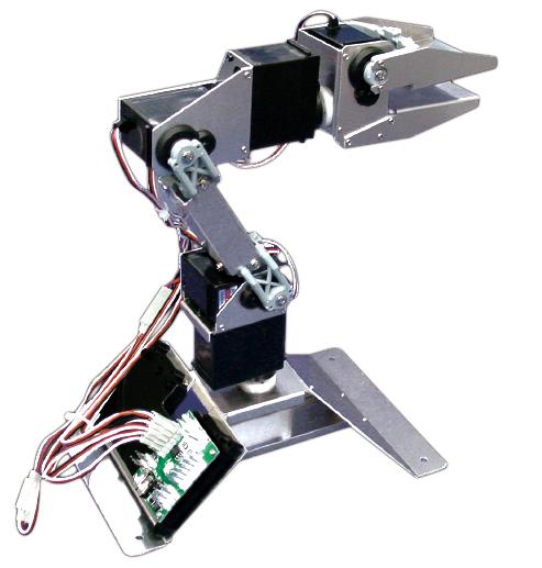 4軸ロボットアーム