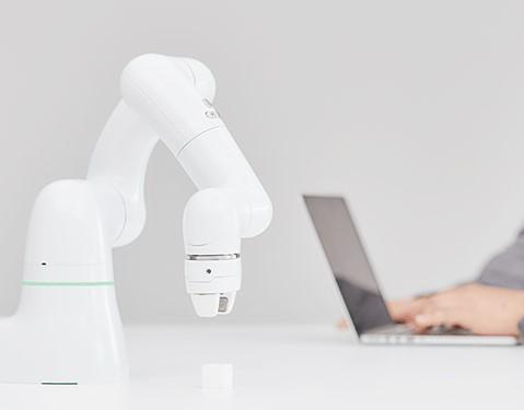 デンソーウェーブ社製 人協働ロボット COBOTTA