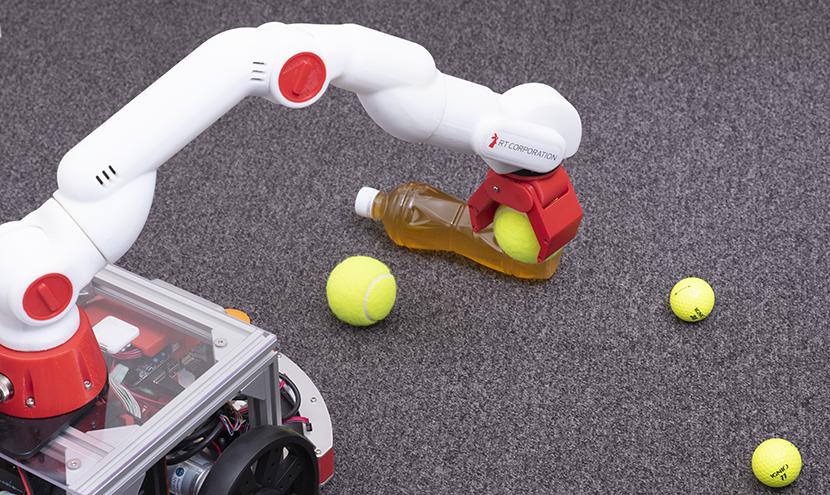 研究用ロボット