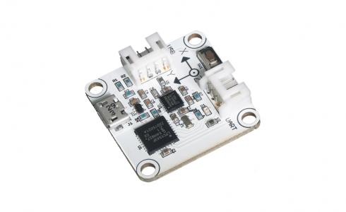 USB出力9軸IMUセンサモジュール