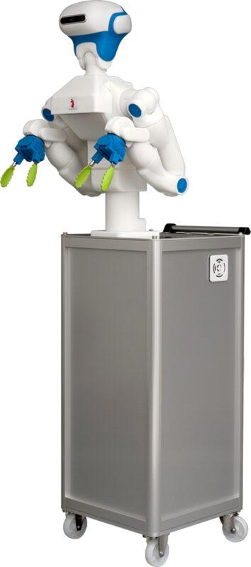人型協働ロボット