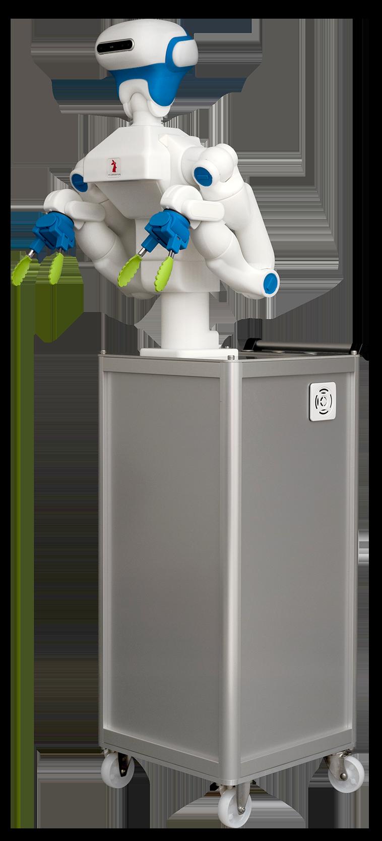 人型協働ロボットFoodly(フードリー)